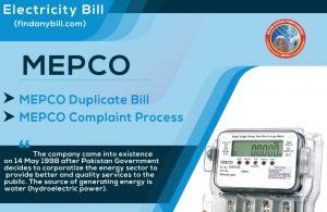 mepco complaint