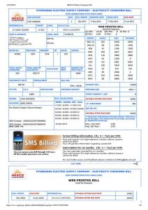 HESCO Bill online