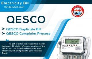 QESCO Complaint