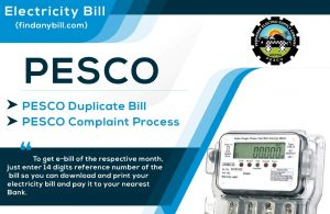 pesco bill online